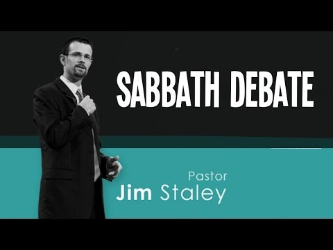 SABBATH - Get Your Free Gifts ▻ http://www.chadgleaves.com/sabbathdebate/ Click Here To Subscribe! ▻ http://www.chadgleaves.com/SubscribeToYoutube Table Of Content Int...