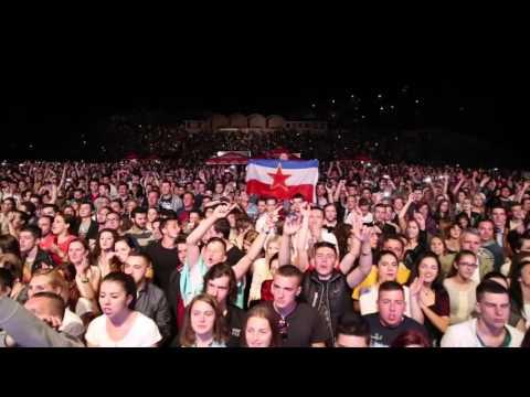 Tuzla: Koncert Bijelog dugmeta na stadionu Tusanj, juni 2016.