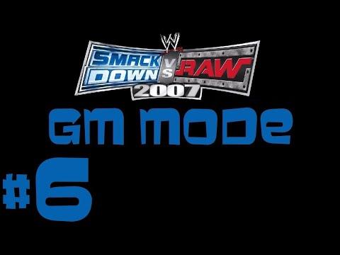 WORLD HEAVYWEIGHT CHAMPION CROWNED - WWE Smackdown VS Raw 2007 GM Mode Ep. 6