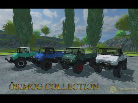 Unimog U 84 406 series structure v1.1 sound fix