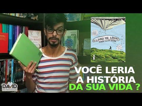O LIVRO DE L�BERO | ALFREDO NUGENT SETUBAL | INTR�NSECOS 018 | Você leria o livro da sua vida?