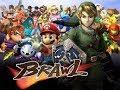 Super Smash Bros Brawl Lindo Jogo Top De Mais