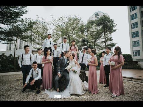 Highlight of Ethan + Christin | Jakarta Wedding