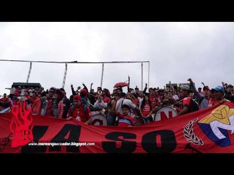 Marea Roja El Nacional vs Liga de Loja - Marea Roja - El Nacional