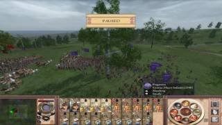 "OK, I guess I'll do it again. Description of the game from Total War Center: "" Europa Barbarorum was started to more accurately ..."