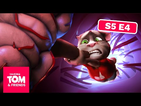 Micro Spy Tom - Talking Tom and Friends | Season 5 Episode 4
