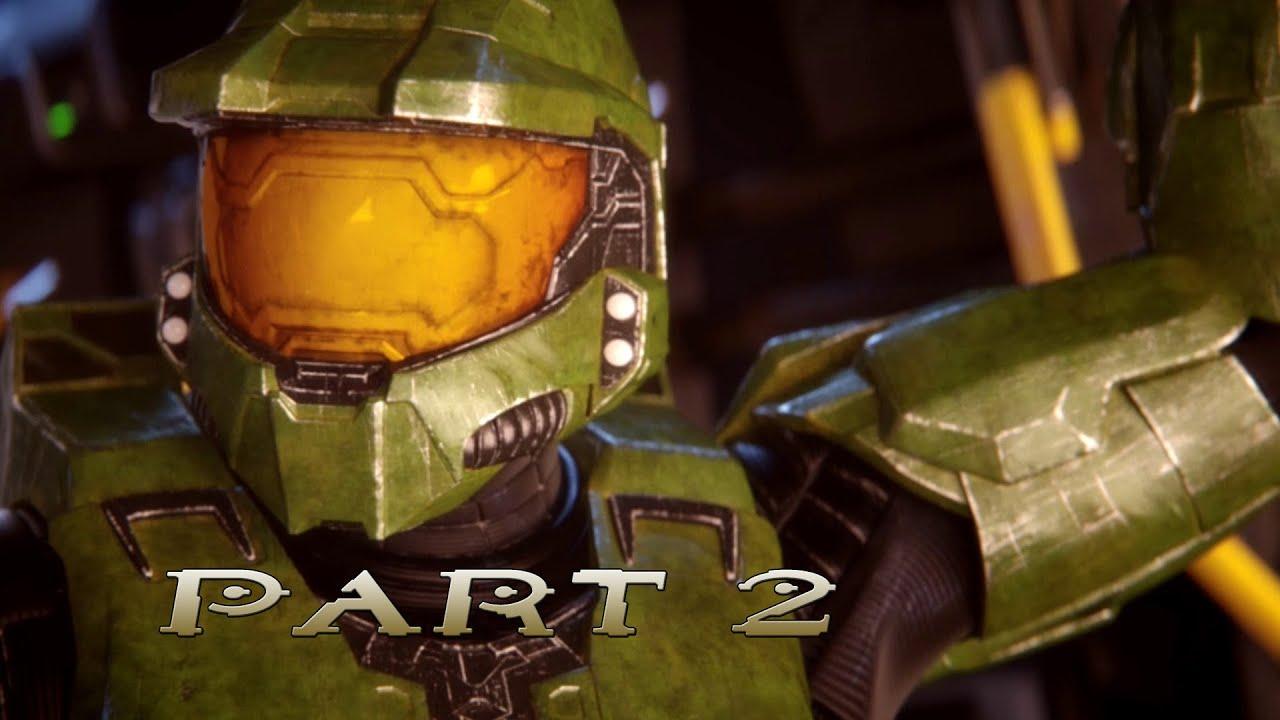 [Let's Play] Halo 2: Anniversary – Part 2 – Geisterfahrer (Halo: MCC)