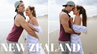 Here is some of our favorite parts from our honeymoon in New Zealand! It was much different than the first half of our trip in Fiji, but it was still so much fun & so ...