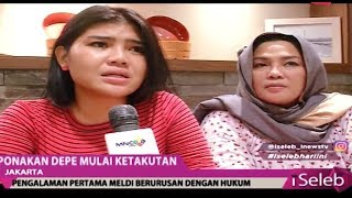 Video Dipolisikan Dewi Perssik, Meldi Mengaku Ketakutan - iSeleb 09/11 MP3, 3GP, MP4, WEBM, AVI, FLV November 2018