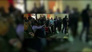 السفير طارق عادل والمواطنين المقيمين في الشونة الجنوبية