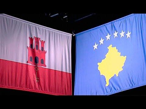 Косово и Гибралтар вошли в состав ФИФА (новости)