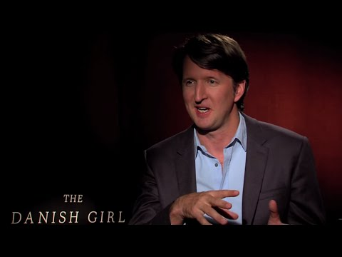 The Danish Girl Interview: Tom Hooper