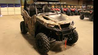 9. 2019 Polaris General 1000 EPS Hunter Edition General 2-Se...