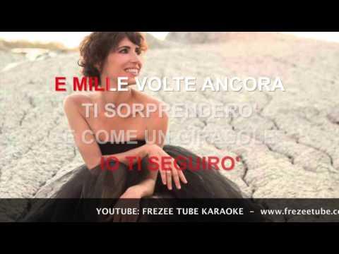, title : 'Giorgia - Girasole - Karaoke con testo'