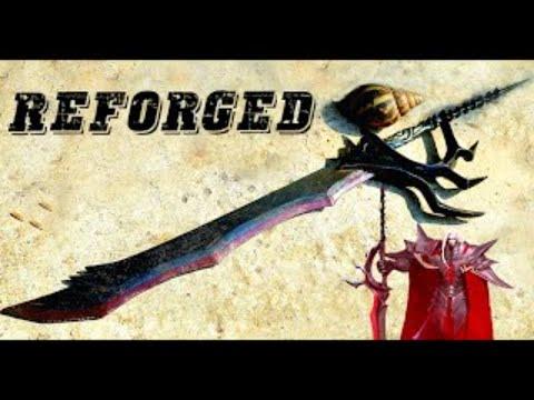 Rèn thanh kiếm của Volkath