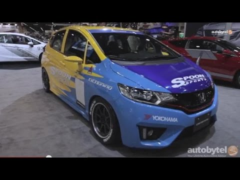 2015 Honda Fit Tuner Cars at SEMA 2014
