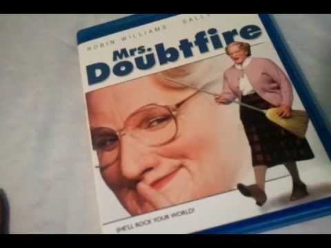 Mrs. Doubtfire (1993) - Blu Ray Review And Unboxing