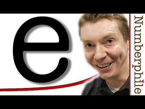 Video e (Euler's Number) - Numberphile download in MP3, 3GP, MP4, WEBM, AVI, FLV January 2017