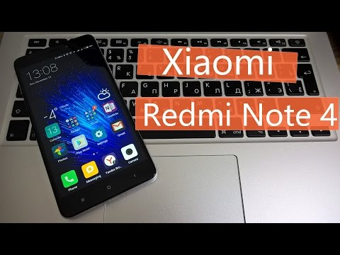 Обзор Xiaomi Redmi Note 4 (видео)