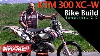 8. 2014 KTM 300 XC-W Bike Build