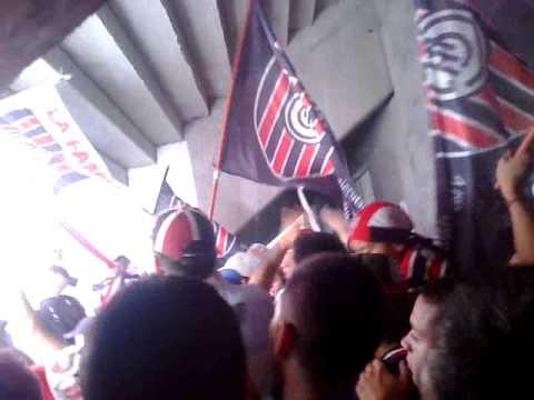 Video - LA FAMOSA BANDA DE SAN MARTIN 2013 - La Famosa Banda de San Martin - Chacarita Juniors - Argentina