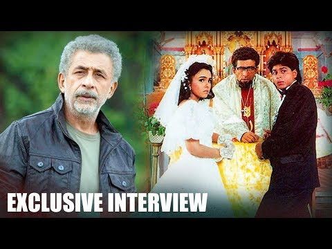 """Kabhi Haan Kabhi Naa NOT In The Same League As Jaane Bhi Do Yaaron"": Naseeruddin Shah"