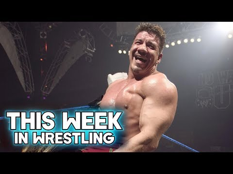 This Week In Wrestling: Eddie Guerrero Beats Brock Lesnar For The WWE Championship (February 11th)