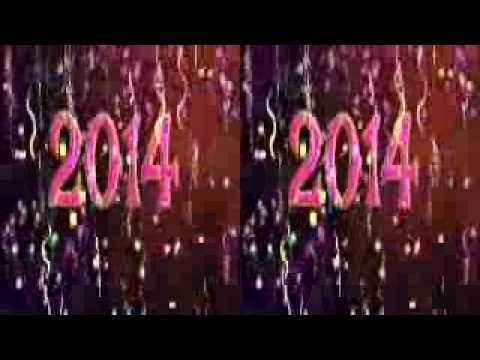 Happy New Year 2014 3D HD Dolby 5.0