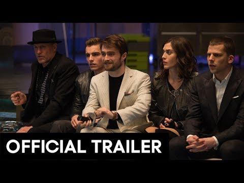 NOW YOU SEE ME 2 - OFFICIAL INTERNATIONAL TRAILER [HD]