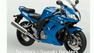 10. 2007 Suzuki SV 650S ABS Walkaround & Specification