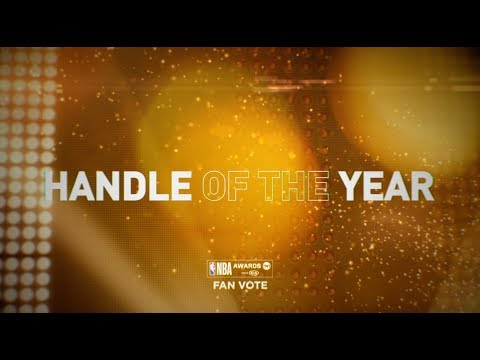2018 NBA Awards - Handle of the Year Nominees