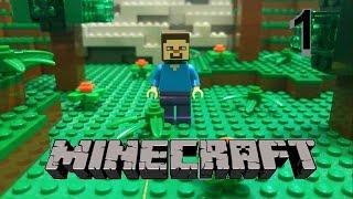 LEGO MINECRAFT Stop Motion