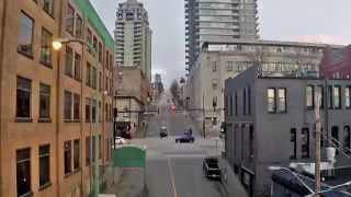 New Westminster (BC) Canada  city photo : New Westminster Time Lapse 2015
