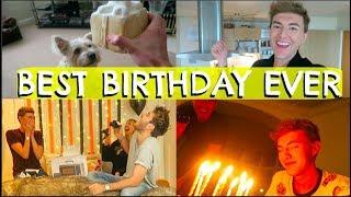 BEST BIRTHDAY EVER!!!