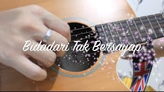 Video Bidadari Tak Bersayap (Anji) - James Adam acoustic cover MP3, 3GP, MP4, WEBM, AVI, FLV Februari 2018