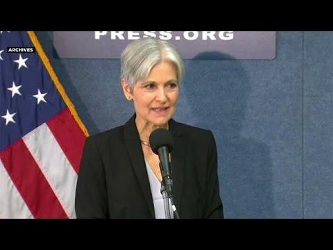 ΗΠΑ: Η Τζιλ Στάιν ζήτησε επανακαταμέτρηση ψήφων στοΟυισκόνσιν