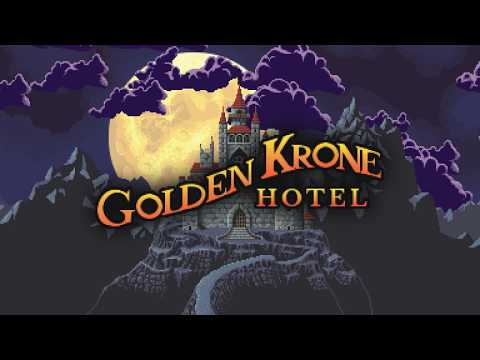 Golden Krone Hotel Gameplay Impressions - Vampire Rogue-like!!