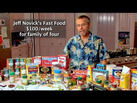 Vegan Fast Food With Jeff Novick Urbanveganchic