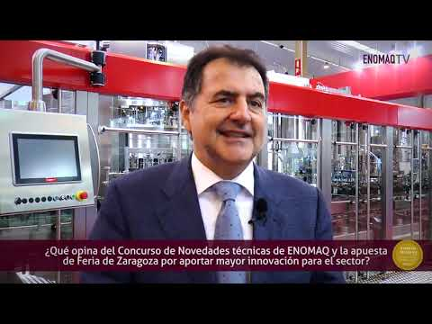 Interview with Roberto Azzolini in Enomaq 2019