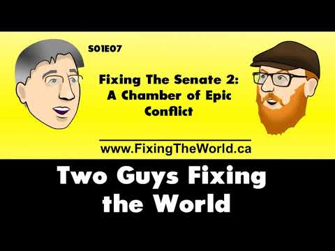 Fixing The Senate 2: A chamber of epic conflict?