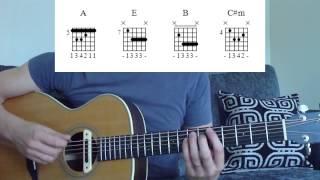 Rough Water - Travie McCoy + Jason Mraz Guitar Lesson