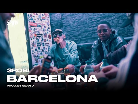 3robi - Barcelona (Official Video)