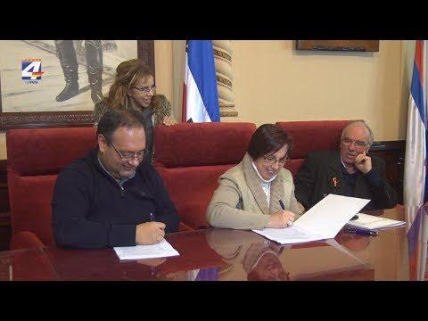 Intendencia y ASSE firmaron acuerdos por ferias de salud y Hemocentro