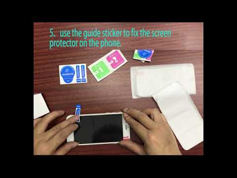 Leyi phone case film video