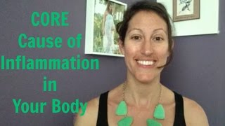 This episode Melissa discusses the root cause of inflammation within your body.The major, core root cause of inflammation is gut imbalance.  There are other factors like environmental factors, and metal toxicity is also a factor.Symptoms of inflammation within the body specifically originate from the gut.I work with individuals to break down the root causes of inflammation within the gut and the digestive system, specifically the gut flora or gut micro biome.The micro biome is a newer concept, but one that is absolutely necessary to access whenever you may be dealing with some level of inflammation, be it mild or severe. The best way to describe our gut and the healthy gut is to consider your gut micro biome like a coral reef.  This is a perfect, healthy functioning gut eco system which minimizes inflammation.Many antibiotics break down the gut micro biome and cause a decreased bacteria numbers in the small intestine and can lead to a compounded inflammatory response within the body.Symptoms of gut imbalance and systemic inflammation:IBSGas and BloatingSwellingRetention of fluid around the gutBelchingGas after eatingDiarrheaConstipation..... are just a few.These symptoms indicate your gut is a source of the inflammatory response in your body.Curative and regulatory gut healing can often eradicate the inflammatory response of the body.Inflammation in your body is a communication tool you body uses to signal there is imbalance and an issue within.~~~~~~~~~~~~~~~~~~~~~~~~~~~~~~~~~~~~~~~~~~~~If you found this video interesting...please check out more in my Digestive Health Series:Is Your Gut Healthy?https://www.youtube.com/watch?v=9MAZytXQUNg2 Quick & Easy Tips to Heal Your Guthttps://www.youtube.com/watch?v=vVLOZKuT354Lab testing for Candida & Bacteria in the Guthttps://www.youtube.com/watch?v=11zpFWSEHcoManaging Inflammation to Promote Gut Healing https://www.youtube.com/watch?v=QQkOm6wm2-EFoods to Reduce Chronic, Systemic Inflammation in your Body!https://www.youtube