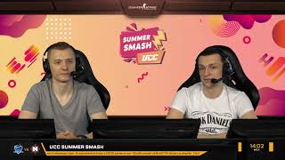 (RU) UCC Summer Smash | Vega Squadron vs Nemiga | map 1 | by @Zloba13 & @cyberfocus_csgo
