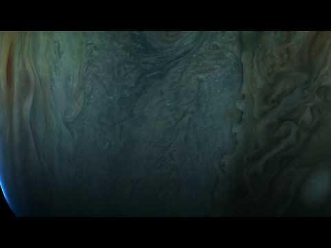 Juno's Perijove-05 flyby of Jupiter