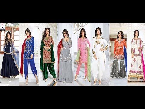 Latest Indian Heavy Wedding Dress collections 2017    Zikkra Fashion    Zikkra Vol-4