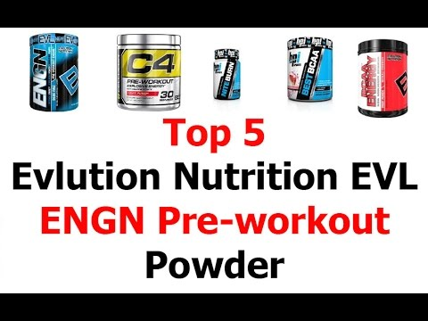 Top 5 Evlution Nutrition EVL ENGN Review Or Weight Loss Products That Work Fast 2016 Video 36