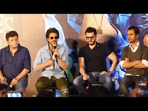 Shah Rukh Khan's Raees Makers Afraid Of Making Any